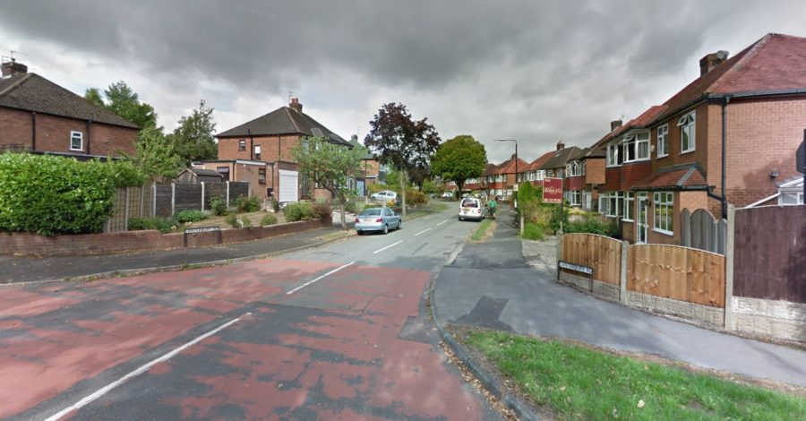 Man arrested on suspicion of murder after woman found dead in Hale