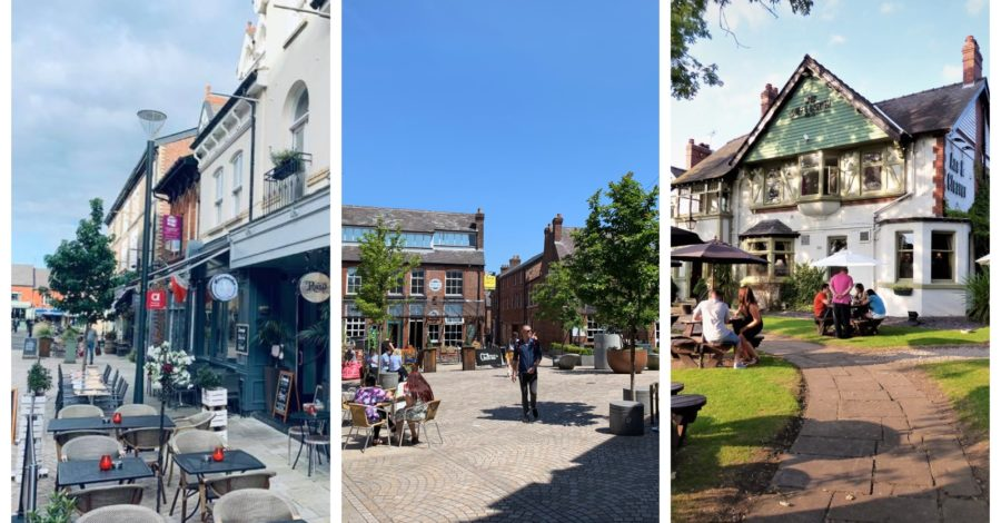 10 Best Altrincham Bars and Pubs with an Outdoor Seating Area