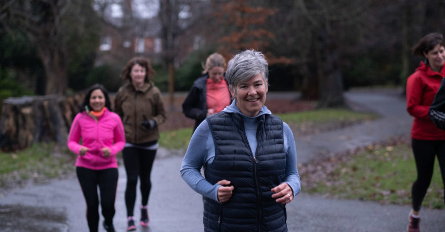 Hale mum hoping to encourage more women runners after being appointed 'Running Mayor' for Trafford