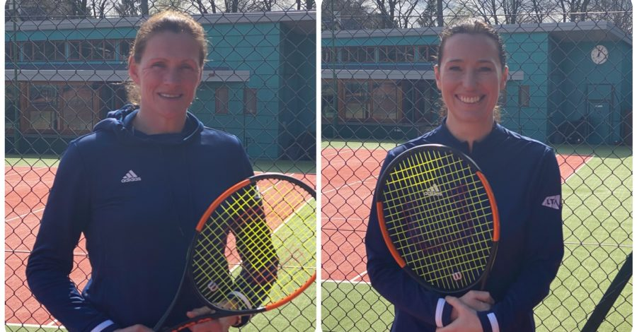 Hale Tennis Club appoints its first ever female coaches