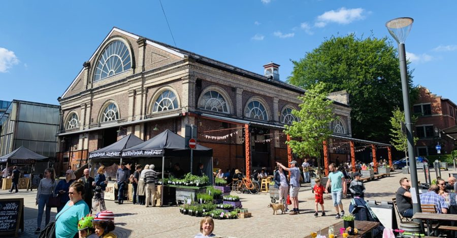 """Where suburbia meets utopia"": Altrincham is named the best place to live in the North West – again"