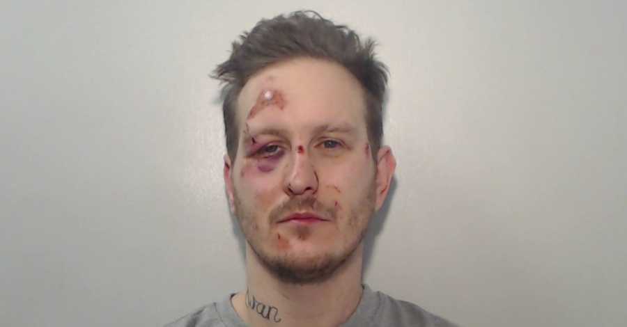 "Hale man jailed for 20 years for ""brutal"" attack on three people with metal baseball bat"