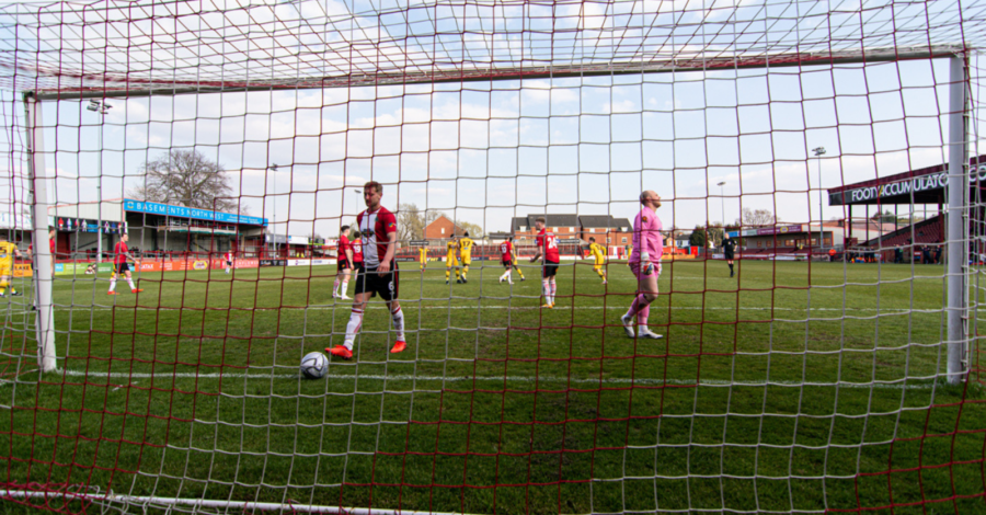 Match preview: Robins prepare to take on Barnet F.C. after being well-beaten by Sutton United