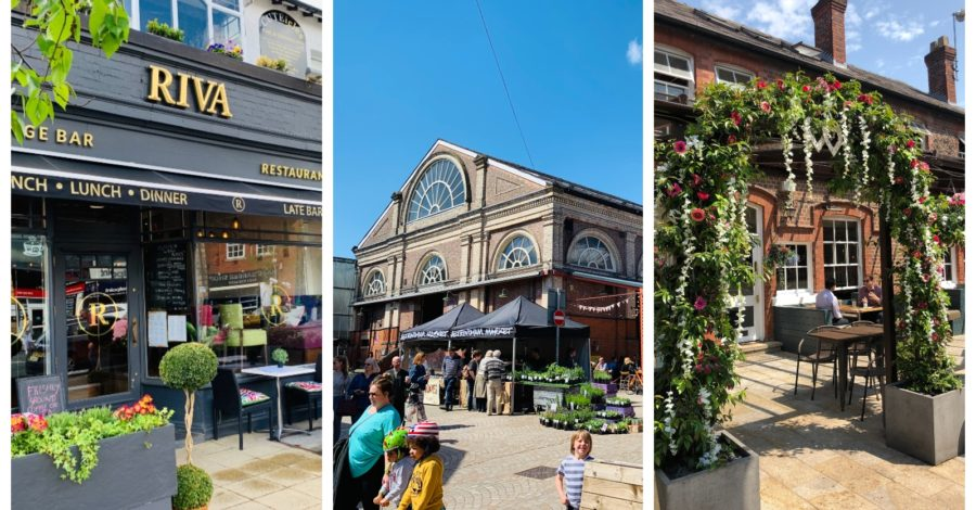 10 Best Altrincham Restaurants and Other Food Places with an Outdoor Seating Area