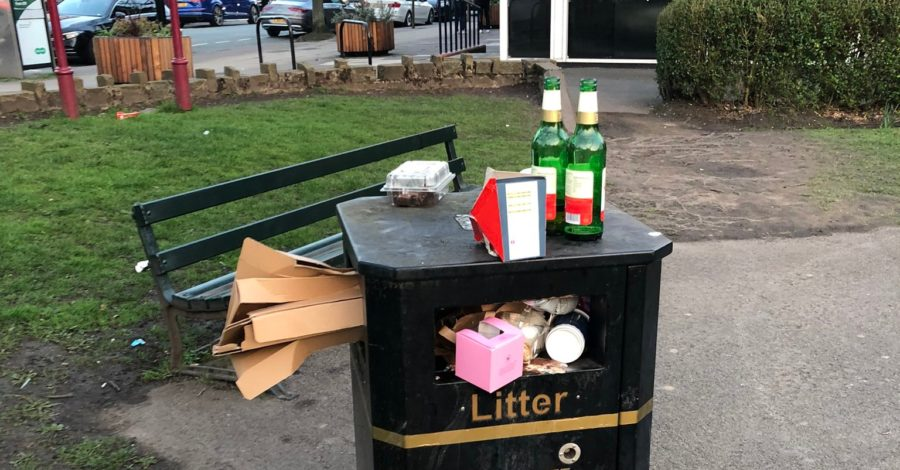"""Enough is enough"": Council increases on-the-spot litter fine to £150"