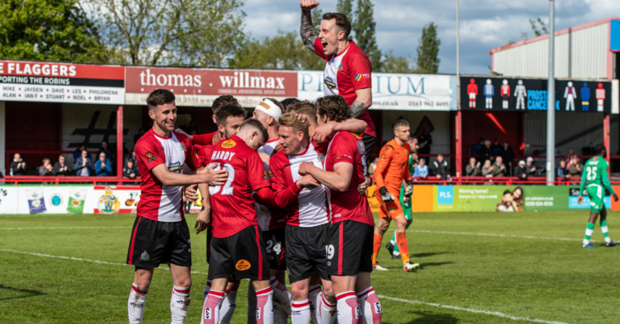 Final match preview: Robins prepare to take on Torquay as Parkinson promises to push on next season