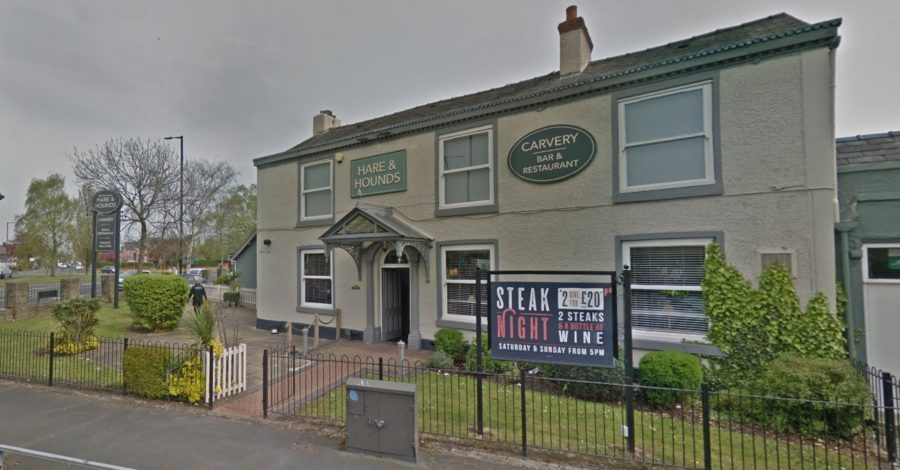 Future of Hare and Hounds in Timperley under threat as brewery considers sale to property developer