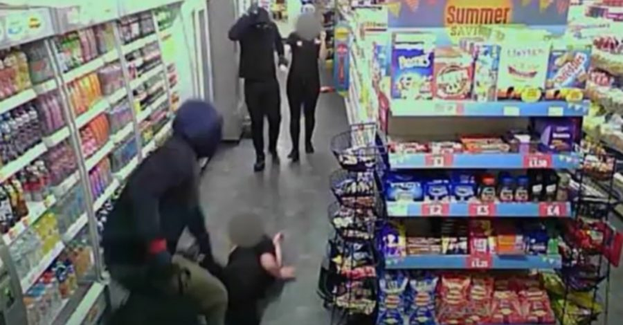 Machete-wielding gang who targeted supermarkets in Altrincham and Bowdon are jailed for life