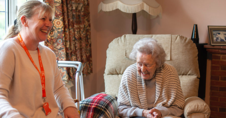 Timperley-based Right at Home South Trafford named a Top 20 care provider