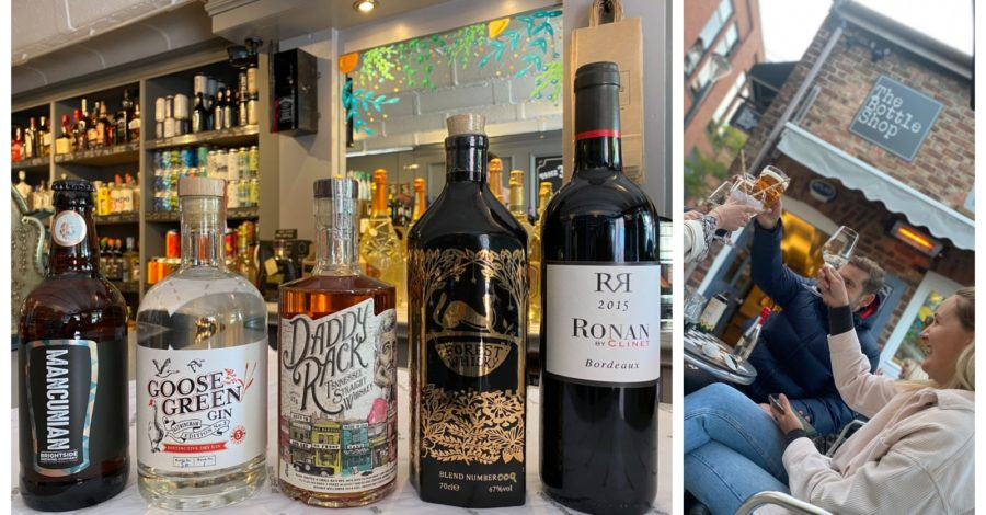 Cheers, dad! Five Father's Day ideas from The Bottle Shop in Goose Green