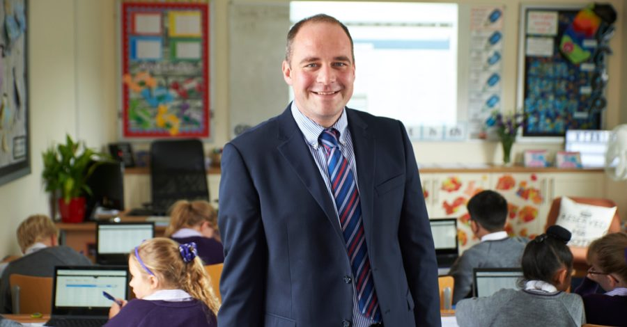 Head and deputy head of Timperley school to swap roles from September