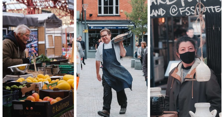 """""""It's kept our whole business running"""": How Altrincham Market has been a lifeline for traders"""