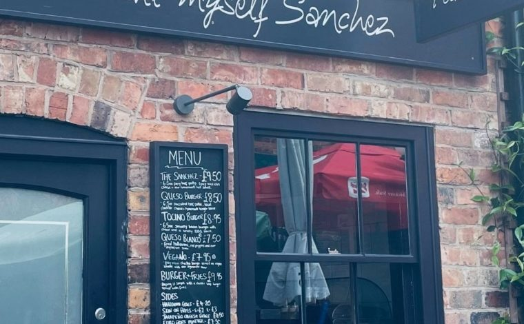 American-influenced street food stall I Call Myself Sanchez opens in King's Court