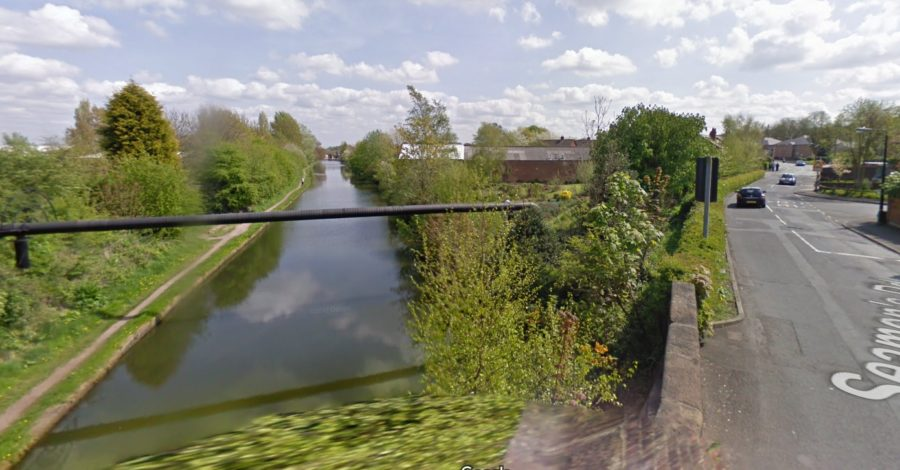 Police believe there are no suspicious circumstances following discovery of woman's body in Bridgewater Canal