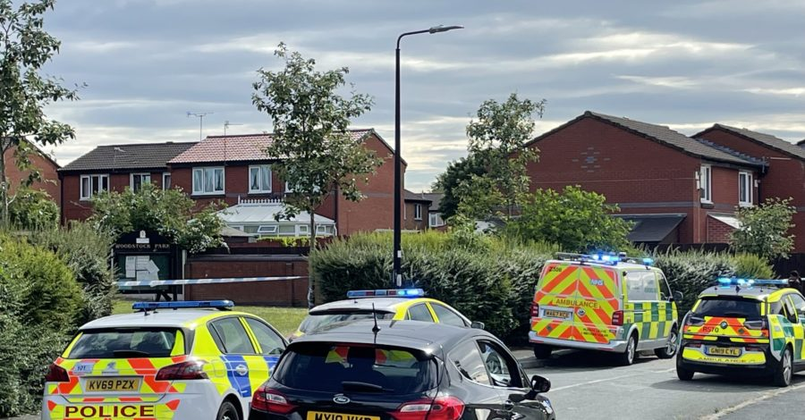 """Four arrested after """"shocking and brutal"""" stabbing in Broadheath park – and police think it was a targeted attack"""