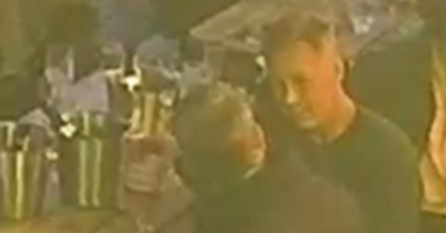 """Police want to speak to this man in connection with """"completely unnecessary assault"""" at Altrincham bar"""
