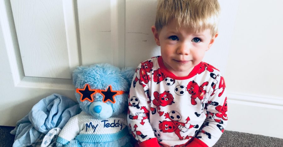 Charity football match to raise funds in memory of three-year-old Timperley boy who died in his sleep