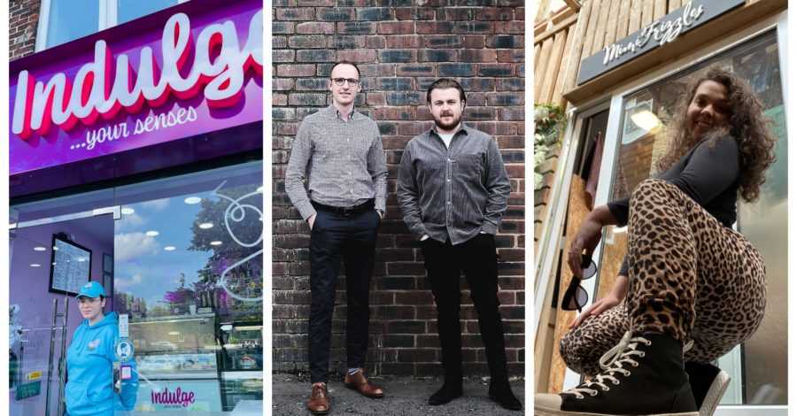Launched in lockdown: Meet the ice cream parlour, gym, shop and insurance company who are some of Altrincham's newest businesses