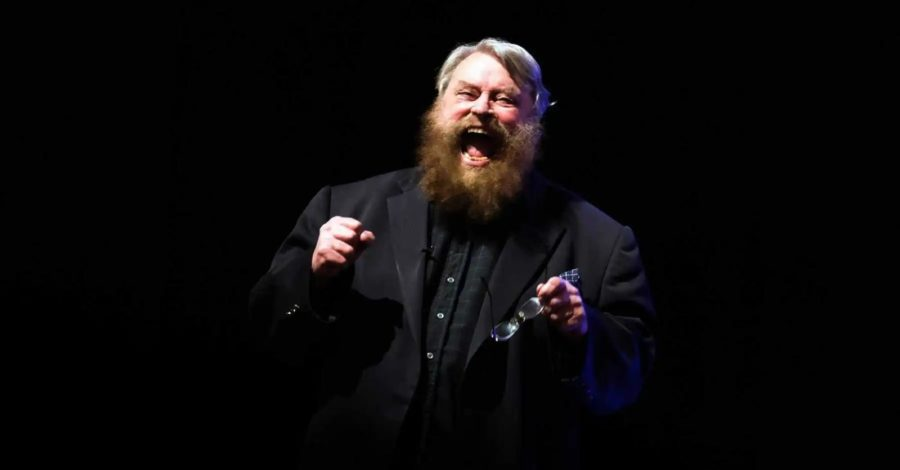 Larger-than-life actor, raconteur and force of nature Brian Blessed set for Bowdon Rooms date