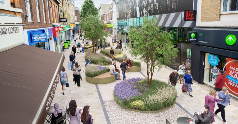 """Parts of Stamford New Road and Regent Road could become one-way under plan to transform """"vehicle-dominated streets"""""""