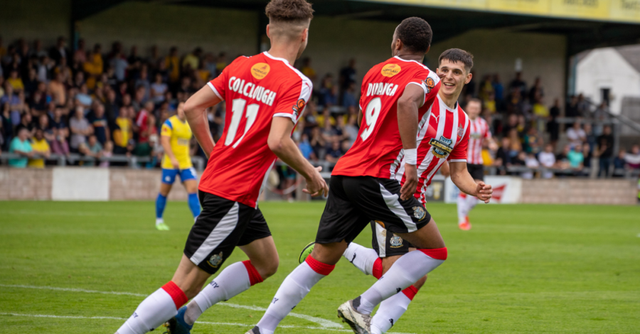 Robins on the road again as Parkinson's men take on FC Halifax Town this bank holiday Monday