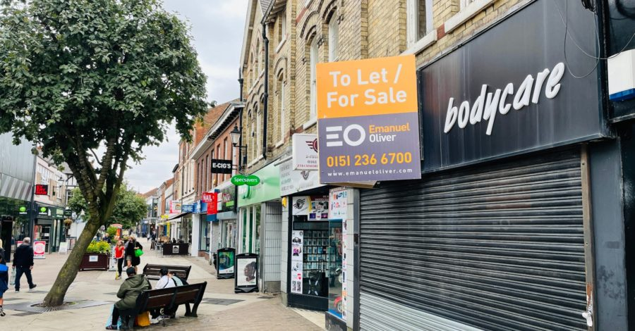 Health and beauty retailer closes Altrincham store