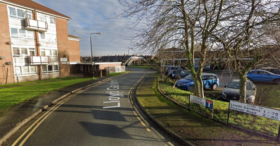 Man, 35, arrested following armed robbery at Altrincham flat