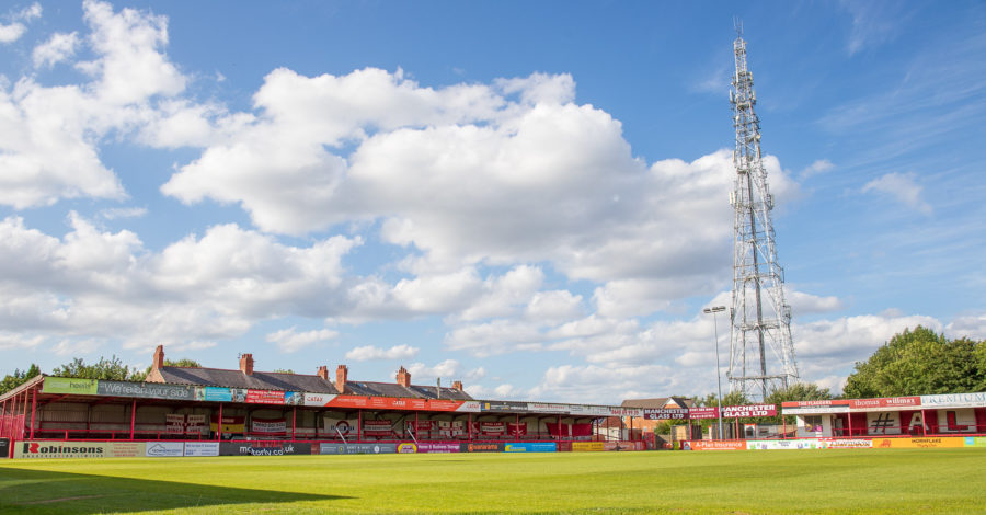 Robins to unveil new £180,000 pitch at first home National League game of the season