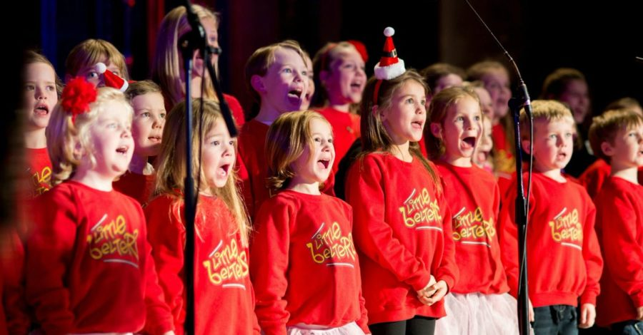 Little Belters and The Music Place organisers launch new children's choir for 11 to 16-year-olds