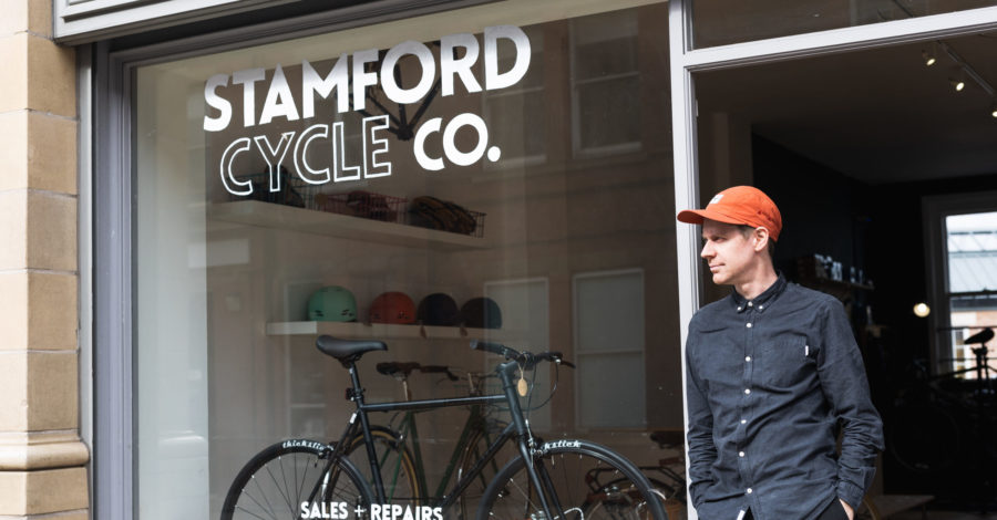 Ride on time: New bike shop Stamford Cycle Co opens in Altrincham town centre