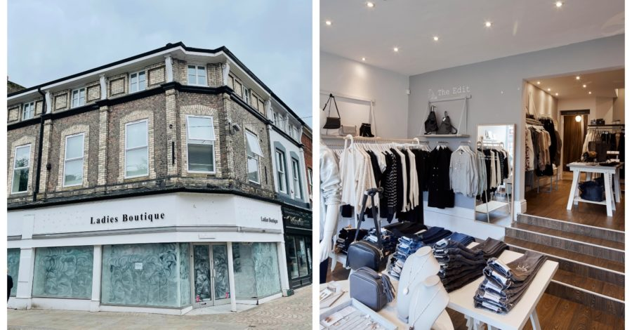Hale ladieswear boutique The Edit to open Altrincham shop in the former Greenwoods unit