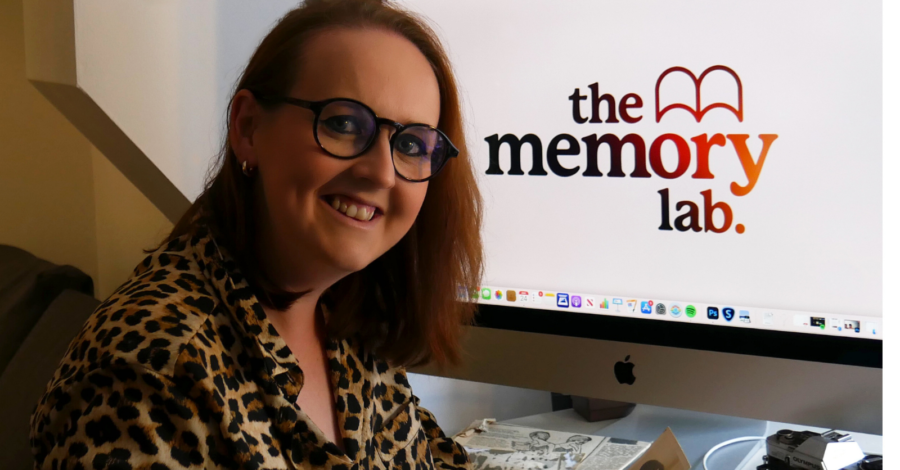 Picture perfect: This Altrincham-based digital service will bring your old photos back to life