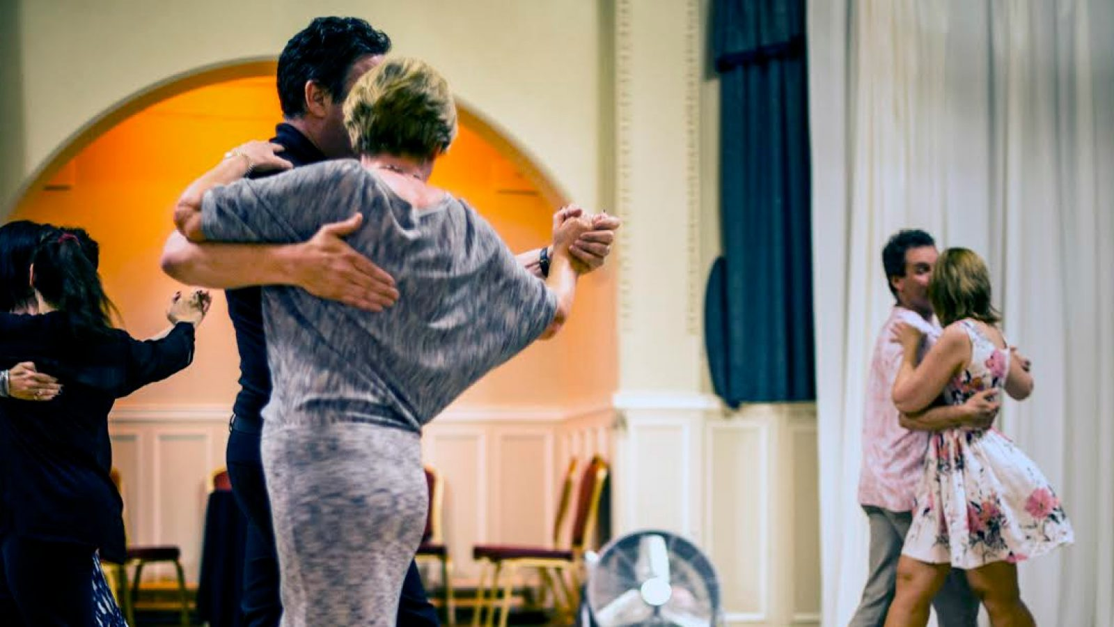 Dancing classes are back at the Cinnamon Club in September